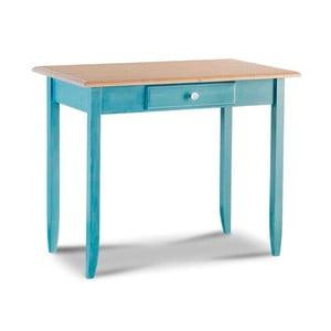 Stôl Castagnetti Fir, tyrkysový