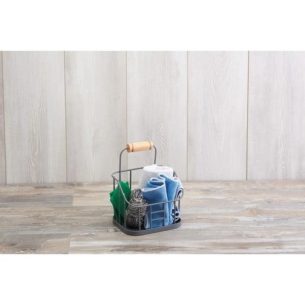 Košík na špongie a handričky Kitchen Craft Living Nostalgia