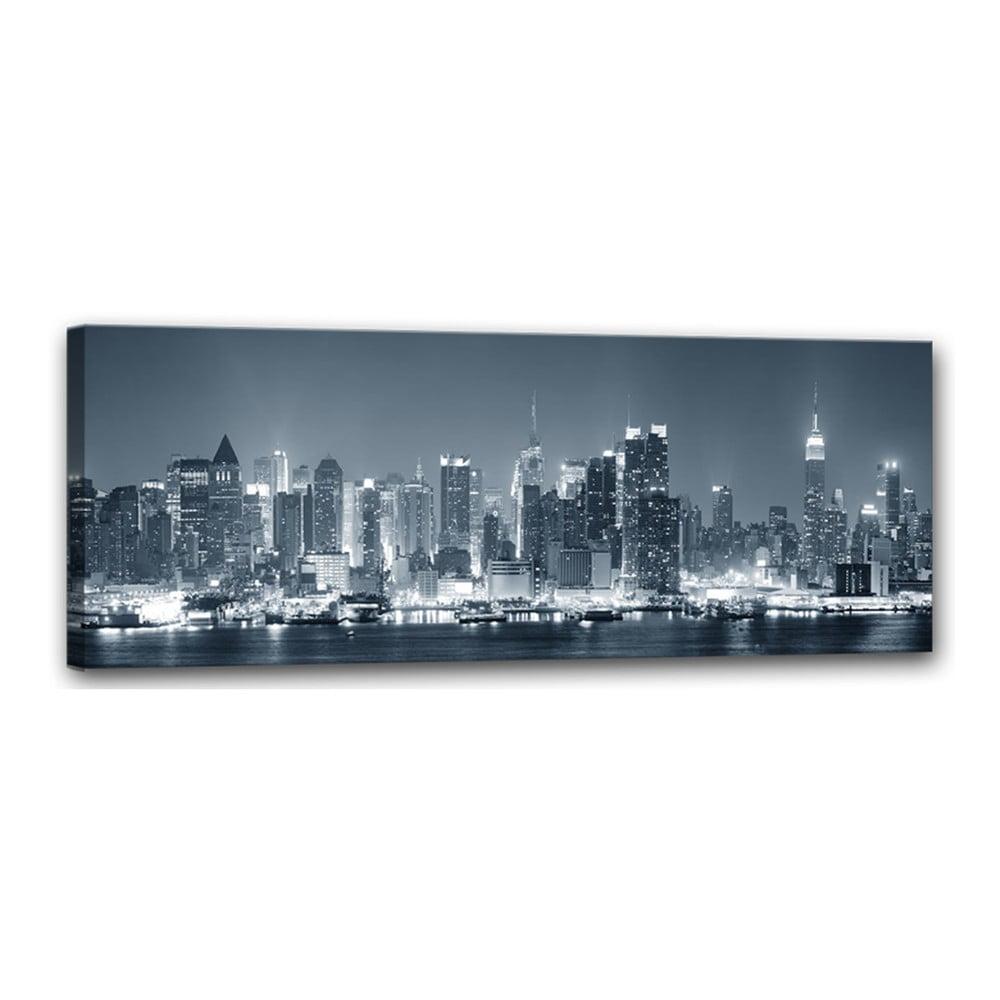 Obraz Styler Canvas Manhattan, 60 × 150 cm