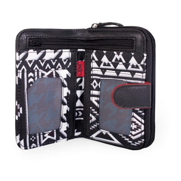 Peňaženka Skpa-T B&W, 14x9 cm