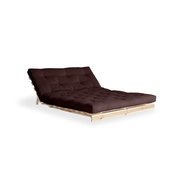 Variabilná pohovka Karup Design Roots Raw/Brown