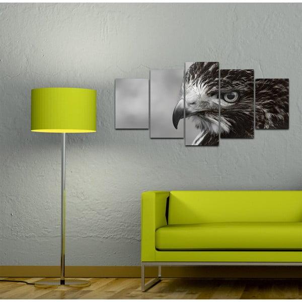 Viacdielny obraz Black&White no. 100, 100x50 cm