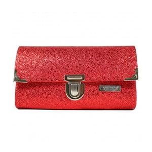 Červená peňaženka Dara bags Purse Big No.734