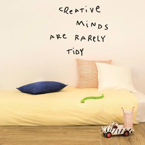 Samolepka Creative Minds, 28x31 cm