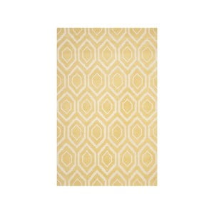Vlnený koberec Essex Navy, 152x243 cm