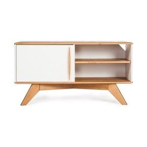 Televízny stolík z borovicového dreva Askala Maru, šírka 101 cm