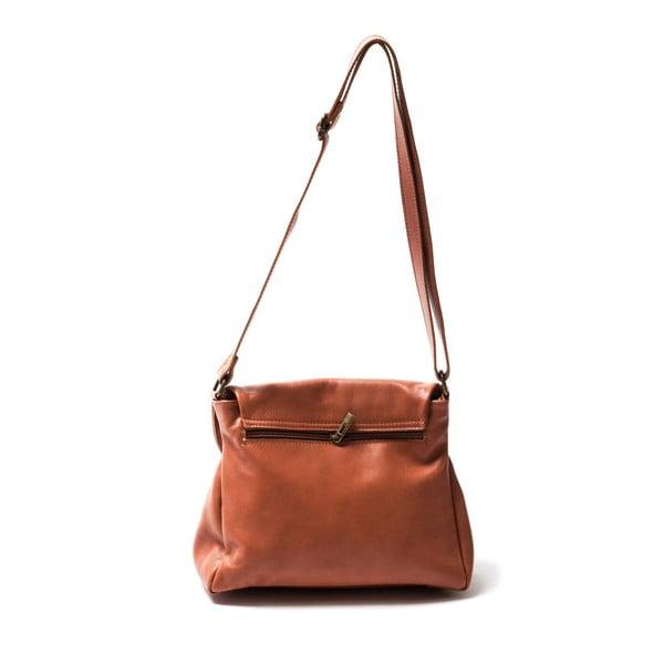 Kožená kabelka Sofia Cardoni 2126 Blu