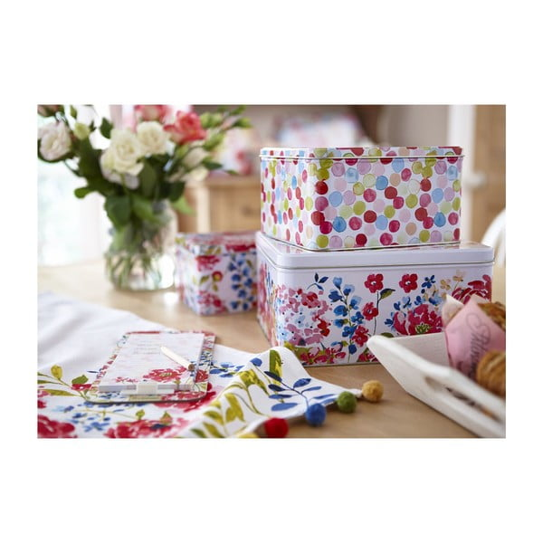 Bavlnený poklop na čaj Cooksmart England Floral Romance