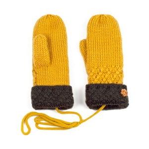 Žlté rukavice Tina