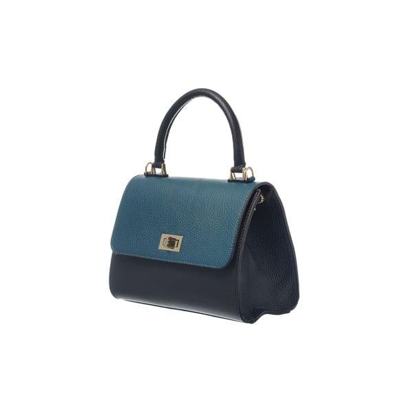 Kožená kabelka Fashion Blue