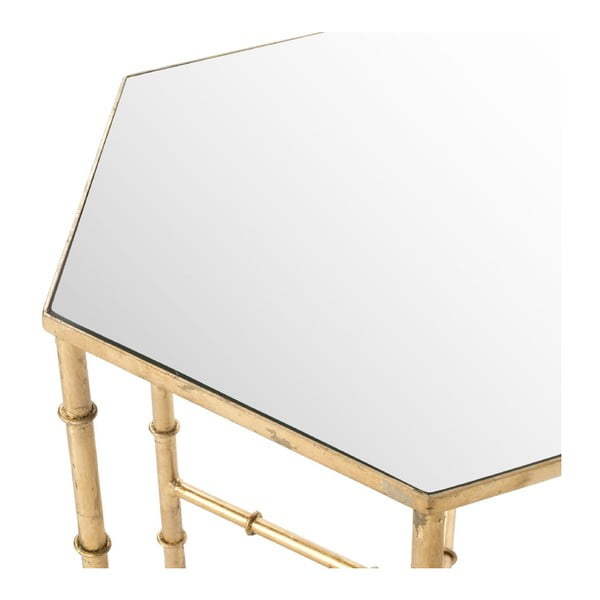Zrkadlový stolík Arianna