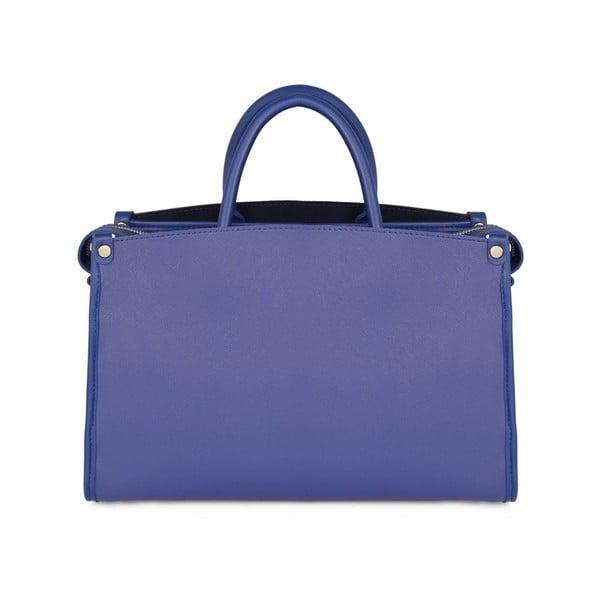 Modrá kabelka z eko kože Beverly Hills Polo Club Melina