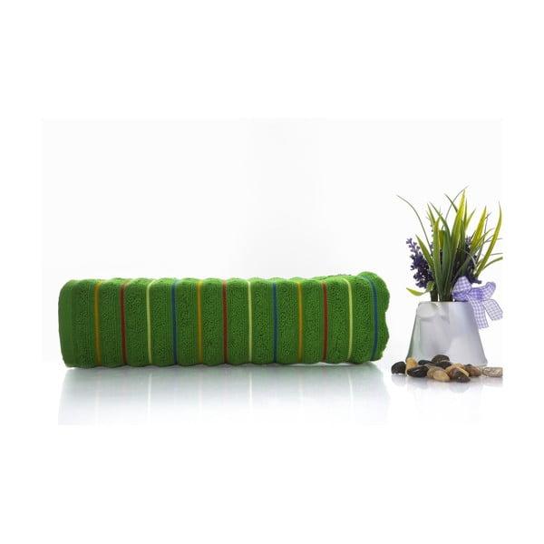 Uterák Rosy Green, 70x140 cm