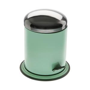 Zelený odpadkový kôš Versa Green, 5 l