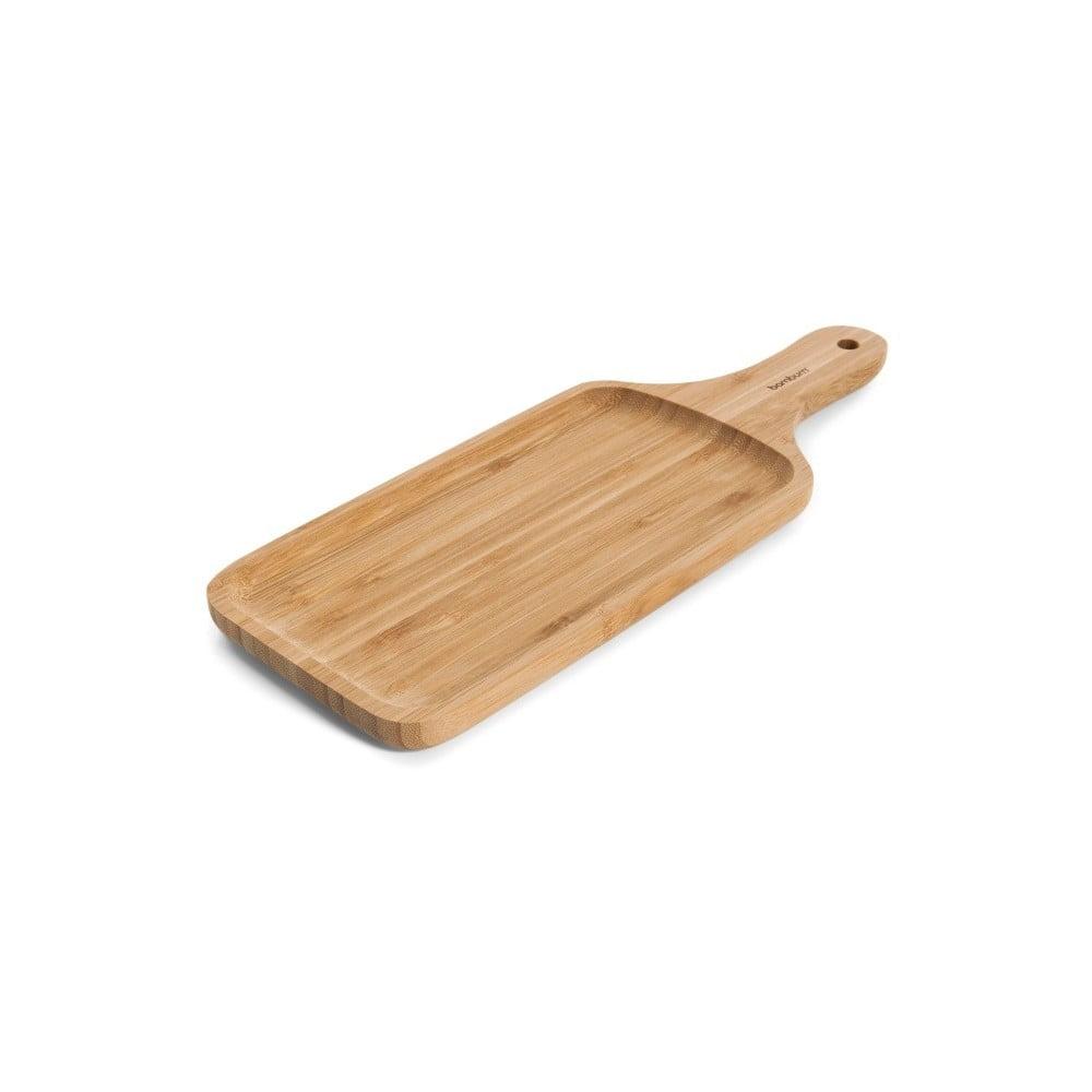 Bambusový servírovací podnos Bambum Gibra
