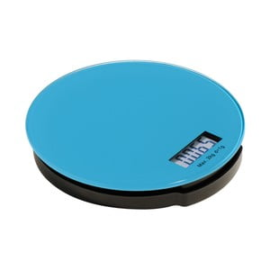 Modrá kuchynská digitálna váha Premier Housowares Zing