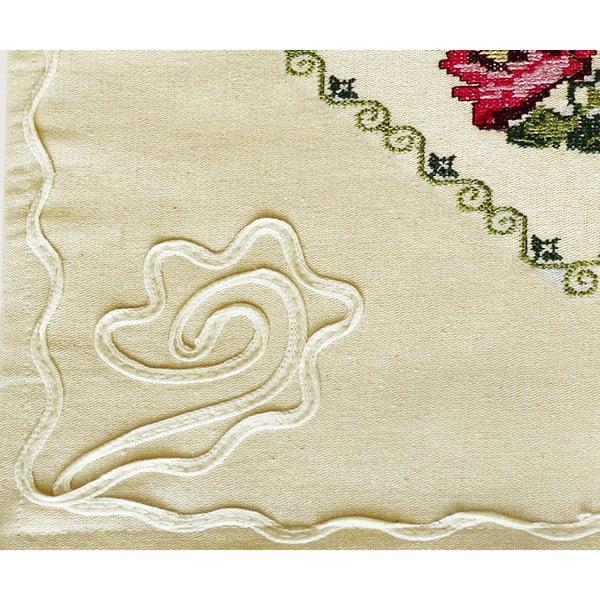 Obliečka na vanlkúš Rose, 40x40 cm