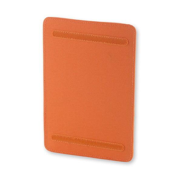 Univerzálna kapsička so suchým zipsom Moleskine 15x22 cm, oranžová