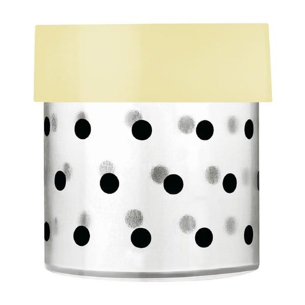 Dóza Dots Yellow