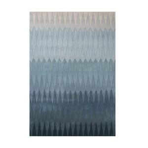 Vlnený koberec Acacia Blue, 140x200 cm