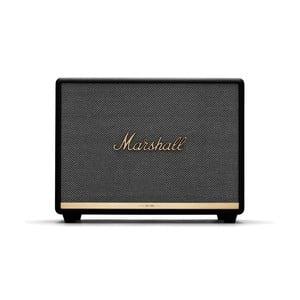 Čierny reproduktor s Bluetooth pripojením Marshall Woburn II