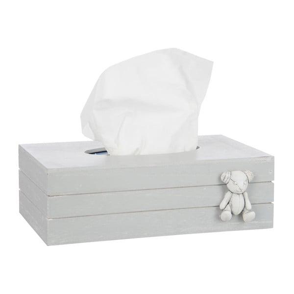 Box na papierové vreckovky Bear, 26 x16cm
