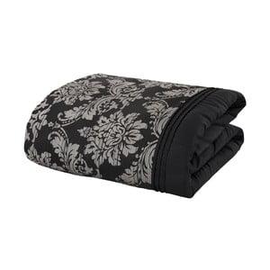 Prikrývka cez posteľ Glamour Jacquard, 220x230 cm