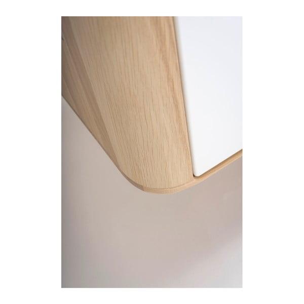 Komoda z dubového dreva Gazzda Ena Two, 180x42 x 110cm