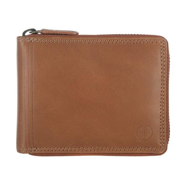 Kožená peňaženka Chief Chestnut