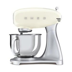 Krémovobiely kuchynský robot SMEG