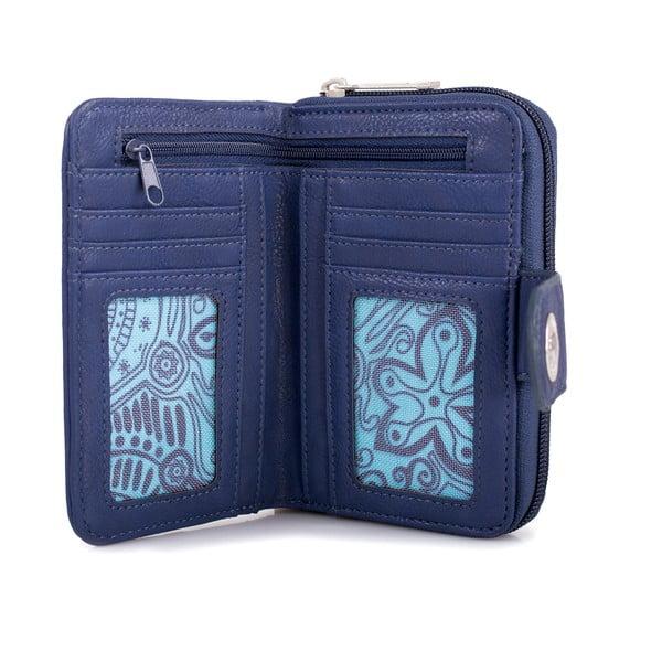 Peňaženka Lois Blue, 14x9 cm