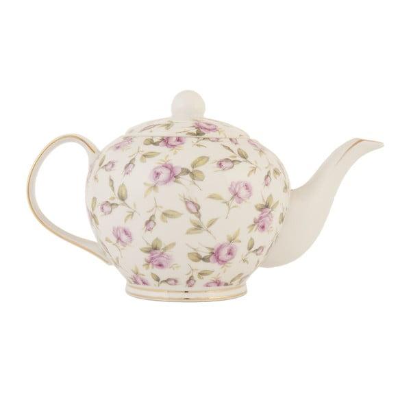 Čajová kanvica s ružičkami Roses, 750 ml