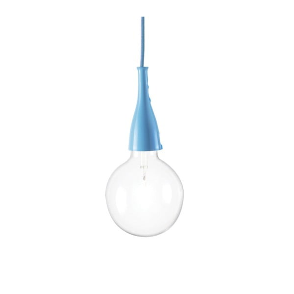 Modré stropné svietidlo Evergreen Lights Marina