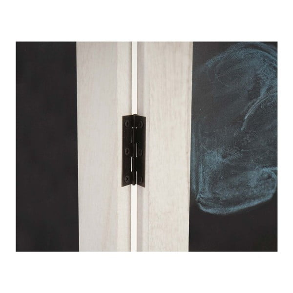 Paraván Black Room, 137x155 cm