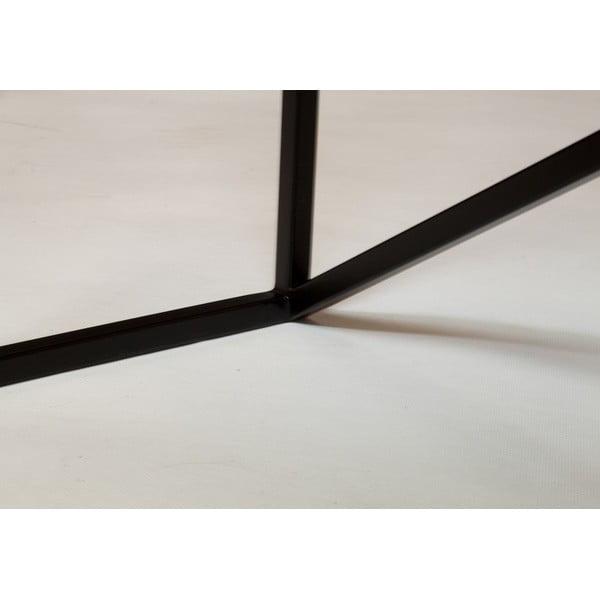 Konzolový stolík Emerald Black