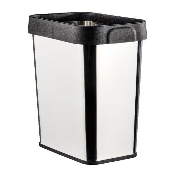 Odpadkový kôš Wenko Rubbish 12 l, hranatý