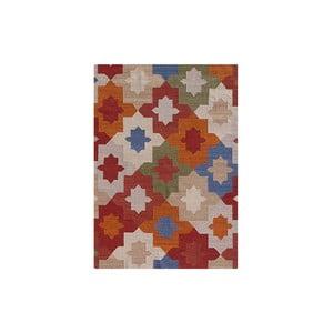 Vlnený koberec Kilim No. 702, 155x240 cm