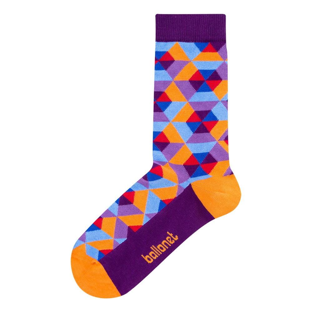 Ponožky Ballonet Socks Hive, veľkosť 41 - 46