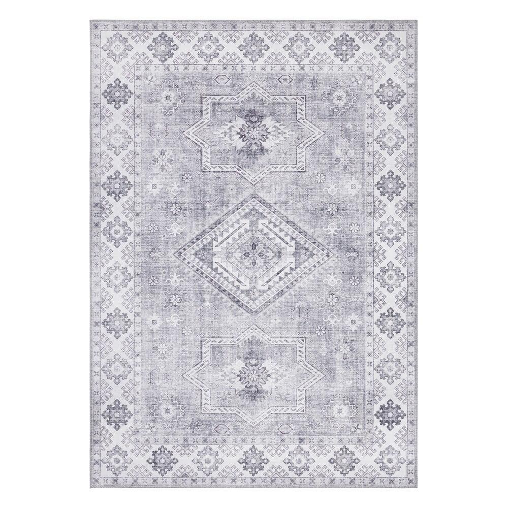 Svetlosivý koberec Nouristan Gratia, 120 x 160 cm
