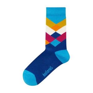 Ponožky Ballonet Socks Diamond Sea, veľkosť41-46
