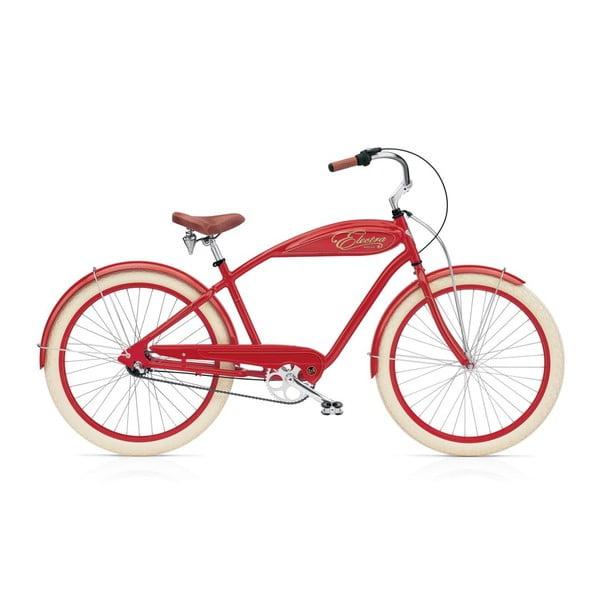 Pánsky bicykel Indy 3i Red