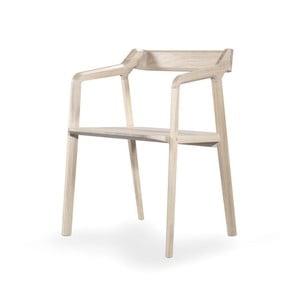 Jedálenská stolička z dubového dreva Wewood - Portugues Joinery Kundera
