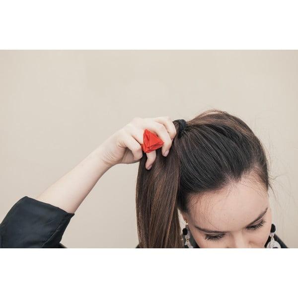 Prsteň Baguera Vectory Trilliant Cherry, 1.8 cm