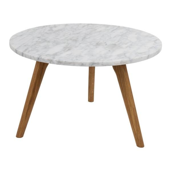 Odkladací stolík Zuiver White Stone, 50cm