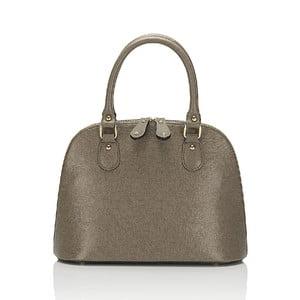 Kožená kabelka Giorgio Costa 15021 Fango