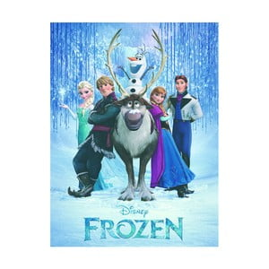 Obraz Pyramid International Frozen Cast, 60 × 80 cm
