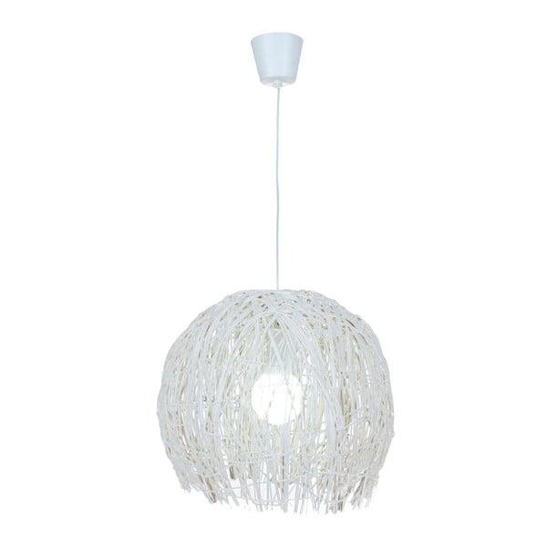 Stropné svetlo Struwel Natural, 35x40 cm