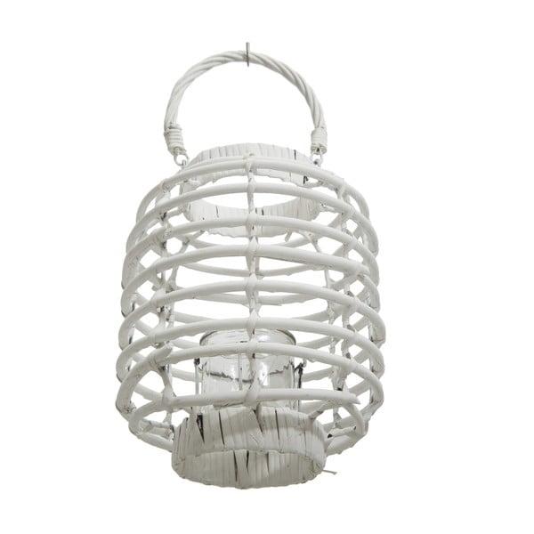 Ratanový lampáš Mauro Ferretti Rope, 27 cm