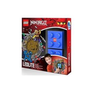 Detské nočné svetlo LEGO Ninjago Jay