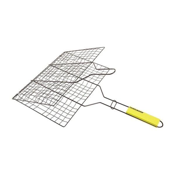 Mriežka na grilovanie, 55x35x1,5 cm